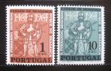 Poštovní známky Portugalsko 1965 Braganza, 500. výročí Mi# 977-78