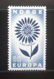 Poštovní známky Norsko 1964 Evropa CEPT Mi# 521