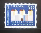 Poštovní známka Lichtenštejnsko 1964 Evropa CEPT Mi# 444