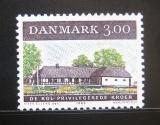 Poštovní známka Dánsko 1984 Starý hostinec Mi# 810