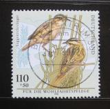 Poštovní známka Německo 1998 Rákosník ostřicový Mi# 2018