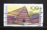 Poštovní známka Německo 1995 Farma, Severní Německo Mi# 1821