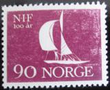 Poštovní známka Norsko 1961 Plachetnice Mi# 455