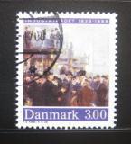 Poštovní známka Dánsko 1988 Umění, P. S. Kroyer Mi# 924