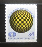 Poštovní známka Rakousko 1985 Kongres šachové federace Mi# 1823