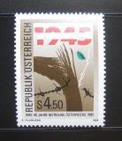Poštovní známka Rakousko 1985 Výročí osvobození Mi# 1810