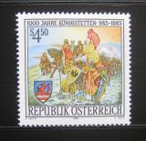 Poštovní známka Rakousko 1985 Konigstetten milénium Mi# 1825