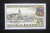 Poštovní známka Rakousko 1985 Boheimkirchen milénium Mi# 1812