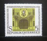 Poštovní známka Rakousko 1985 Prevence proti sebevraždám Mi# 1818