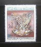 Poštovní známka Rakousko 1984 Aragonit Mi# 1773