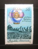 Poštovní známka Rakousko 1984 Lety balónem Mi# 1787