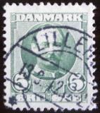 Poštovní známka Dánsko 1907 Král Frederik VIII Mi# 53