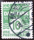 Poštovní známka Dánsko 1921 Nominální hodnota Mi# 120