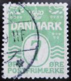 Poštovní známka Dánsko 1926 Nominální hodnota Mi# 166