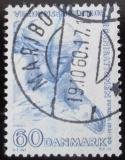 Poštovní známka Dánsko 1960 Kojící matka Mi# 385