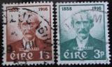 Poštovní známky Irsko 1958 Thomas J Clarke Mi# 136-37 Kat 10€