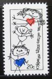 Poštovní známka USA 1984 Rodinná jednota Mi# 1713