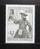 Poštovní známka Rakousko 1972 Den známek Mi# 1404