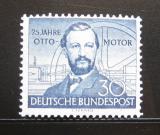 Poštovní známka Německo 1952 N. A. Otto Mi# 150 Kat 32€