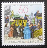 Poštovní známka Německo 1981 Den známek Mi# 1112 Kat 1.40€