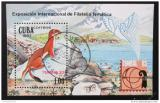 Poštovní známka Kuba 1983 Lasička Mi# Block 77