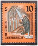 Poštovní známka Rakousko 1994 Umělecká díla, kostely Mi# 2134