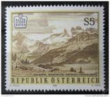 Poštovní známka Rakousko 1987 Gauertal, Montafon Mi# 1896
