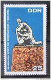 Poštovní známka DDR 1968 Památník Fort Breendonk Mi# 1410