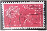 Poštovní známka Lucembursko 1960 Schumannův plán Mi# 620