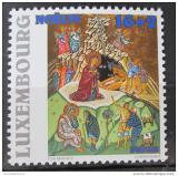 Poštovní známka Lucembursko 1996 Vánoce Mi# 1408