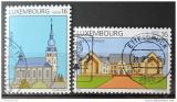Poštovní známky Lucembursko 1998 Pamětihodnosti Mi# 1440-41