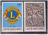 Poštovní známky Lucembursko 1992 Výročí Mi# 1295-96