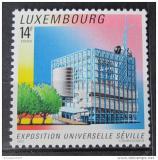 Poštovní známka Lucembursko 1992 Expo Sevilla Mi# 1298