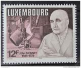 Poštovní známka Lucembursko 1988 Jean Monnet, ekonom Mi# 1207