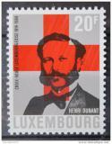 Poštovní známka Lucembursko 1989 Červený kříž Mi# 1216
