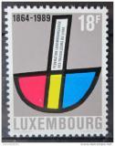 Poštovní známka Lucembursko 1989 Federace knihařů Mi# 1215
