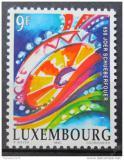 Poštovní známka Lucembursko 1990 Karneval Mi# 1240
