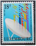 Poštovní známka Lucembursko 1990 ITU, 125. výročí Mi# 1242