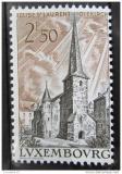 Poštovní známka Lucembursko 1962 Kostel sv. Laurence Mi# 659