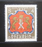 Poštovní známka Rakousko 1973 Kongres chemiků Mi# 1422