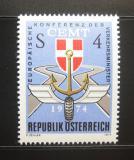 Poštovní známka Rakousko 1974 Dopravní kongres Mi# 1457