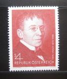 Poštovní známka Rakousko 1974 Karl Kraus, básník Mi# 1448