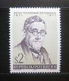 Poštovní známka Rakousko 1971 Dr. Erich Tschermak-Seysenegg Mi# 1378