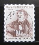 Poštovní známka Rakousko 1978 Franz Schubert Mi# 15903