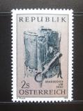 Poštovní známka Rakousko 1969 Důležitost šetření Mi# 1317