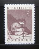 Poštovní známka Rakousko 1969 Vánoce, Madona Mi# 1318