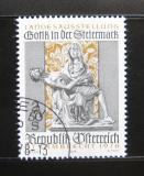 Poštovní známka Rakousko 1978 Gotické umění Mi# 1575