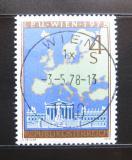 Poštovní známka Rakousko 1978 Konference bezpečnosti Mi# 1574