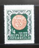 Poštovní známka Rakousko 1978 Městská pečeť, Graz Mi# 1583