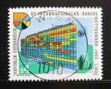 Poštovní známka Rakousko 1983 Budova obchodní komory Mi# 1747